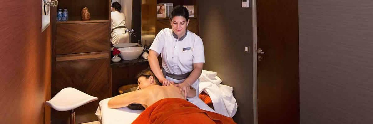 AmaDouro, sala de masajes