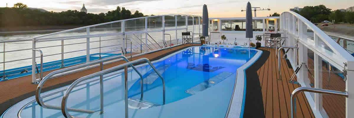 AmaLucia, piscina