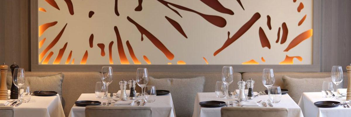A-Rosa Alva, Restaurante
