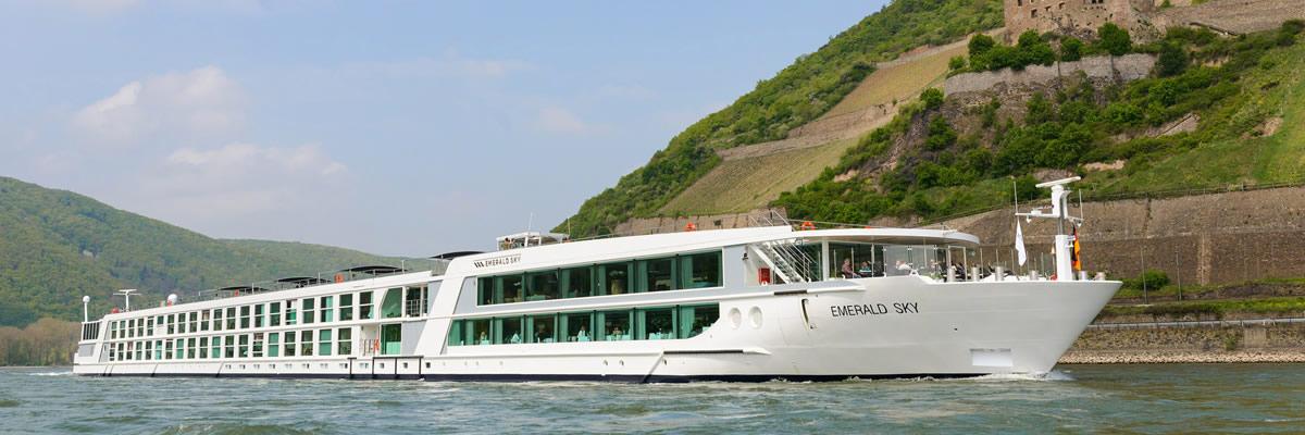 Emerald Waterways: <font size='2em'>Emerald Star, Emerald Sky, Emerald Sun y Emerald Dawn (gemelos)</font>