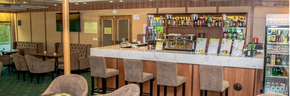 Kronshtadt, Panorama-Bar