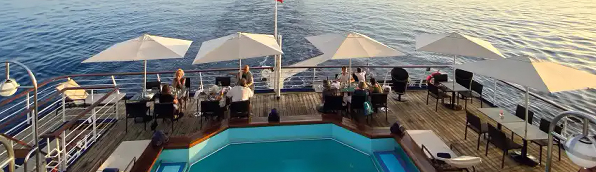 La Belle des Ocean, restaurante grill