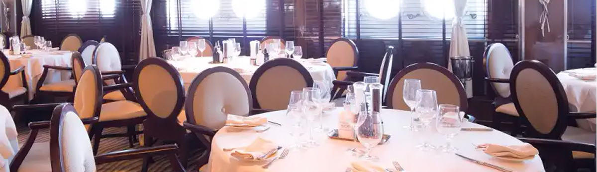 La Belle des Ocean, restaurante