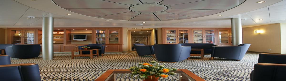 MS Arena, biblioteca