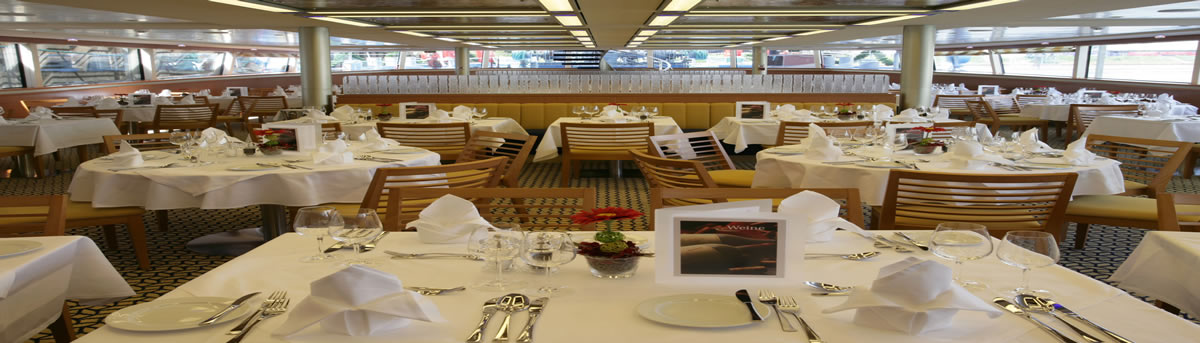 MS Arena, restaurante