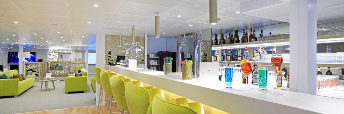 MS Elbe Princesse II, Salón Bar