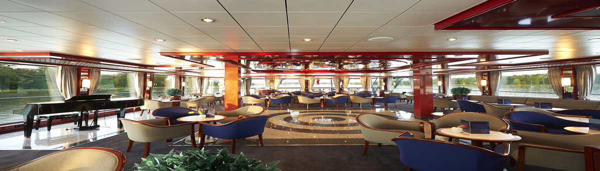 MS River Diamond, lounge