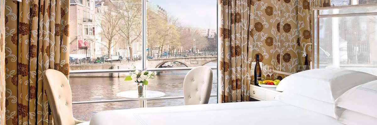 River Duchess, camarote balcón francés