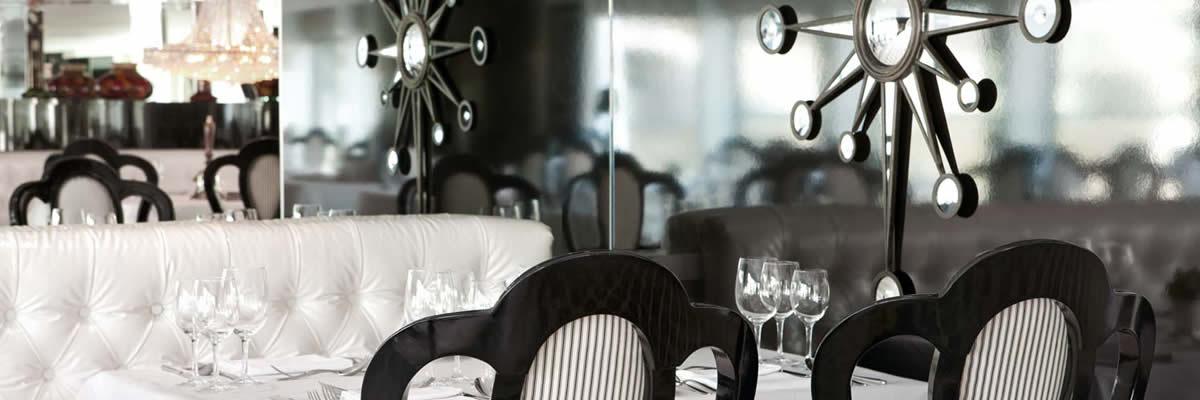 River Princess, Restaurante