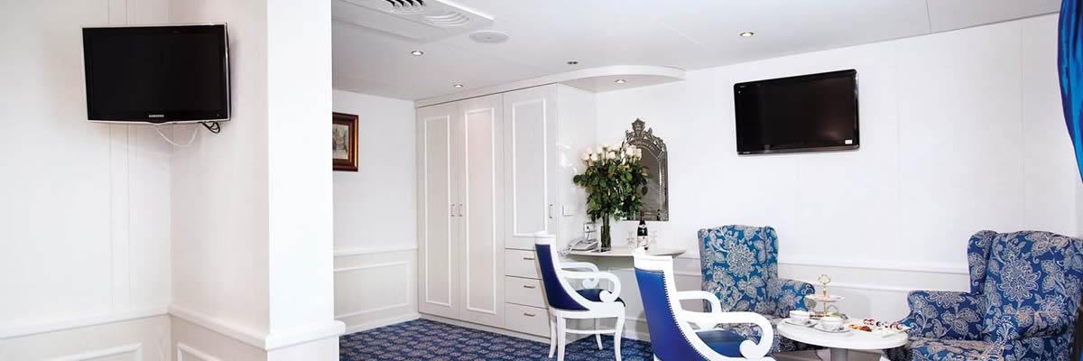 River Victoria, Royal Suite