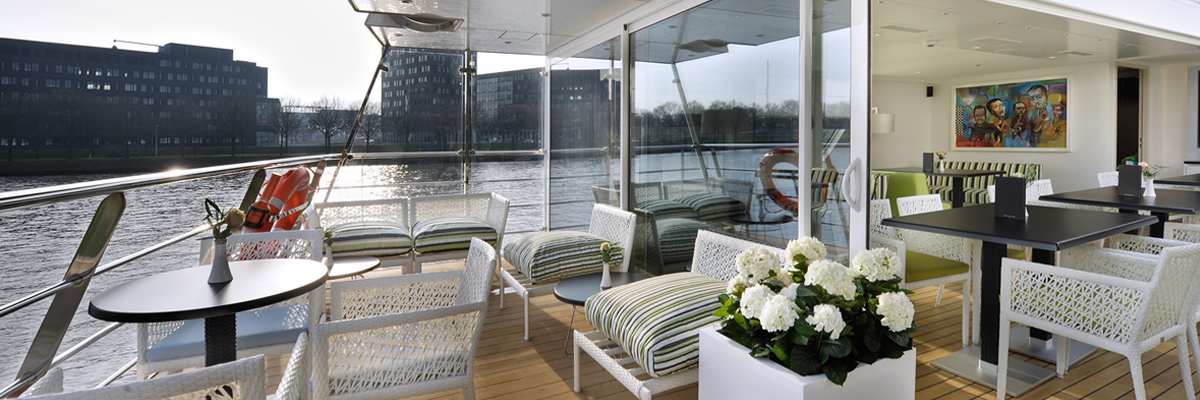 River Voyager, zona relax