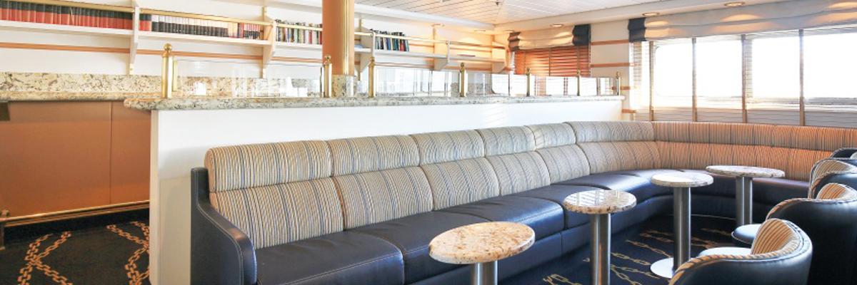 La Belle des Oceans, Lounge Bar