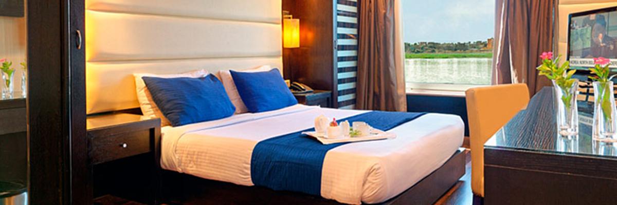 Nile Premium, Habitación doble exterior