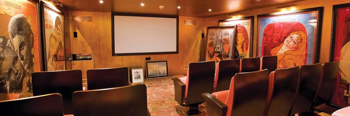 SS Antoinette, Cinema