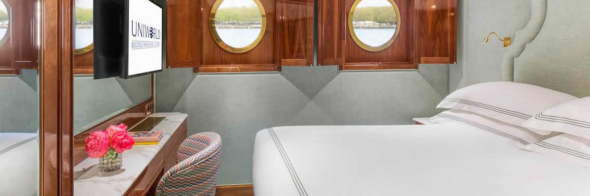 SS Bon Voyage, camarote Classic ojo de buey
