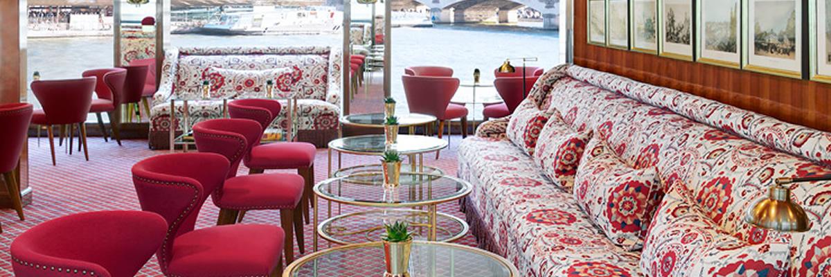 SS Joie de Vivre, Lounge