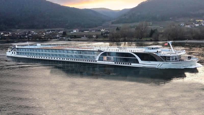 Crucero Magna en el Danubio