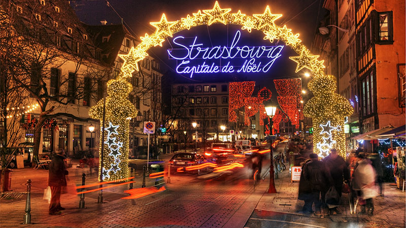 Mercadillos de Navidad en el Rin: De Basilea a Ámsterdam