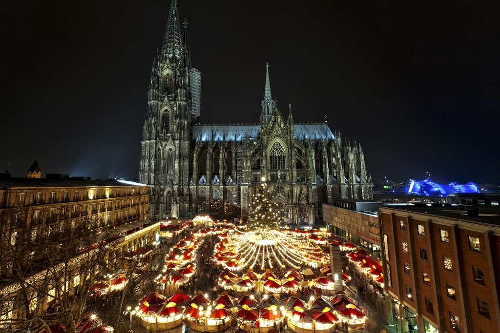 Mercadillos de Navidad en el Rin: De Ámsterdam a Basilea