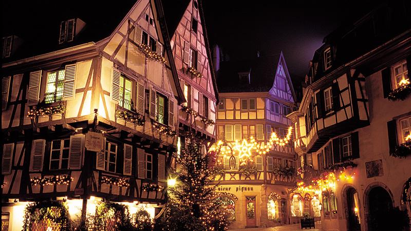 Mercadillos de Navidad Rin, Alsacia y Selva Negra