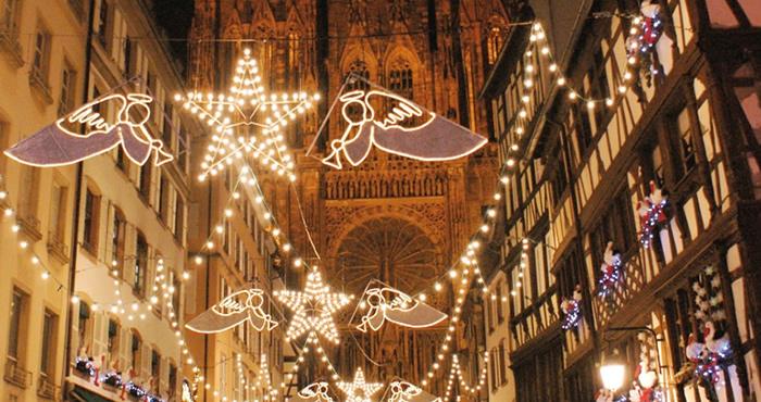 Magia en Mercadillos de Navidad por el Rin