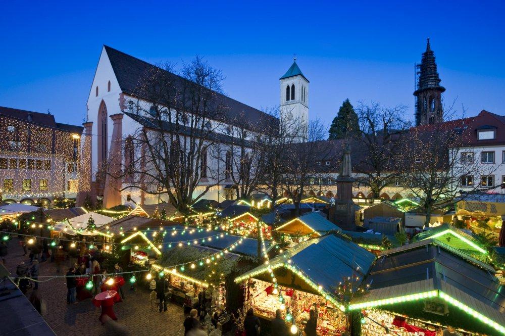 Mercados de Navidad en Alsacia y Friburgo