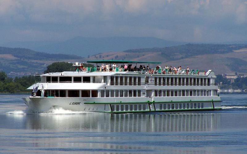 Crucero Transeuropeo por el Danubio, Meno y Rin