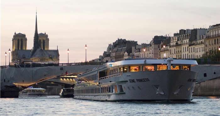 El Sena de la Costa Normanda a Paris