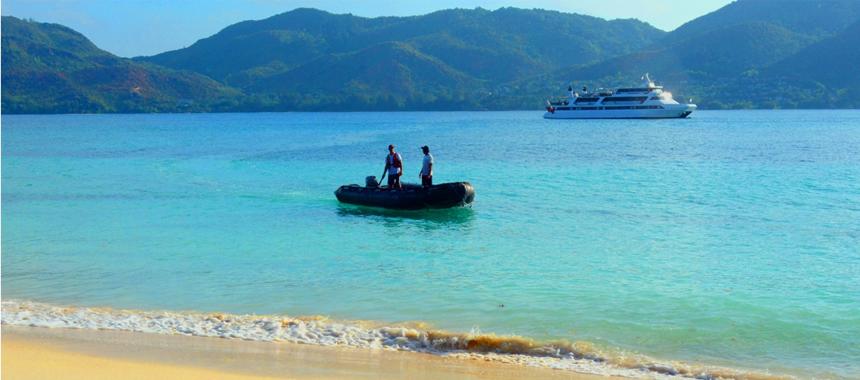 Crucero Seychelles 5 días
