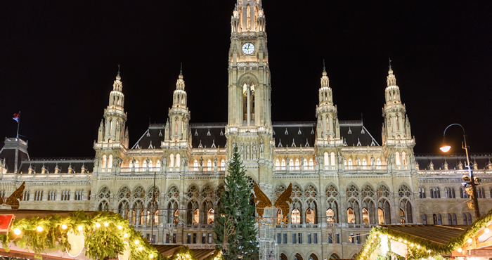 Mercadillos de Navidad en el Danubio