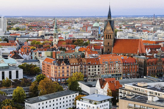 Hannover, nuevo Ayuntamiento