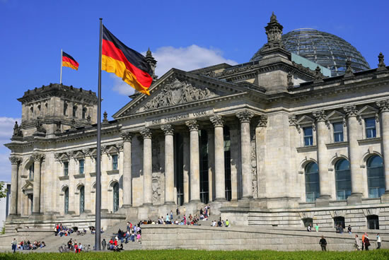 Berlin, Parlamento alemán
