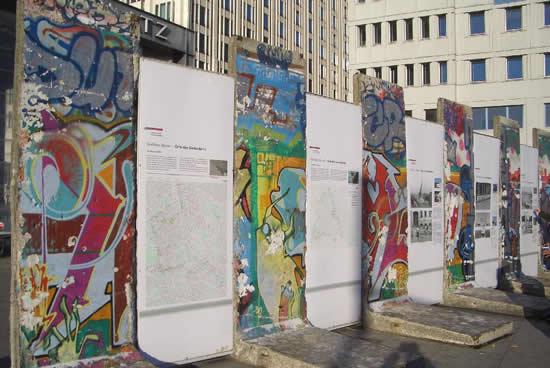 Berlin, Muro actualidad