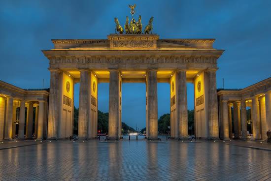 Berlin, Puerta de Brandeburgo