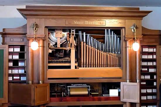 Rudesheim, Museo de la Música Mecánica