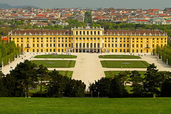 Palacio de Schöenbrunn, Viena