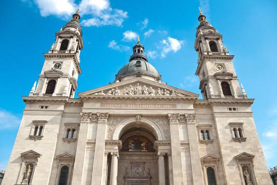 Budapest - Basilica de san Esteban