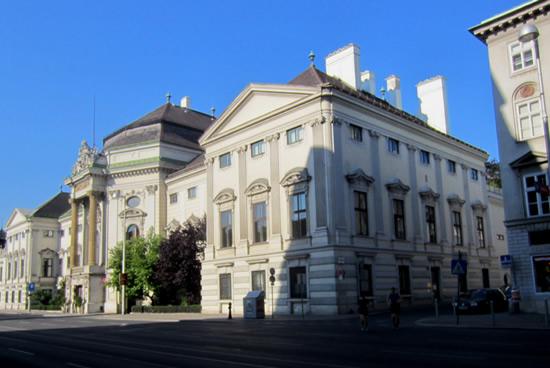 Palacio Auersperg, musica vienes
