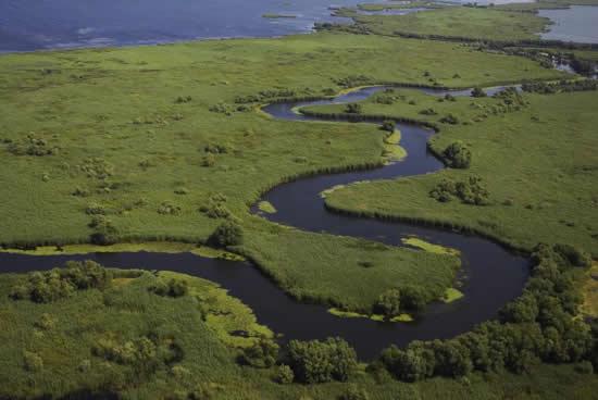 Delta del Danubio, Rumania