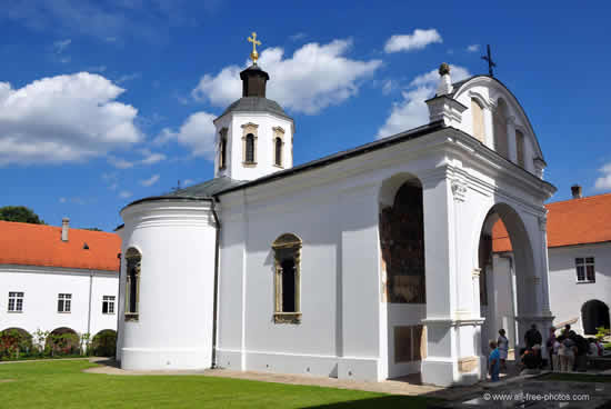 Monasterio Krusedol