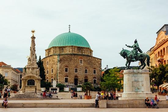 Pécs, Hungria
