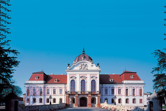 Palacio de Gödöllö, Hungria