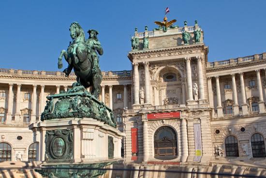 Viena - Palacio Imperial Hofburg