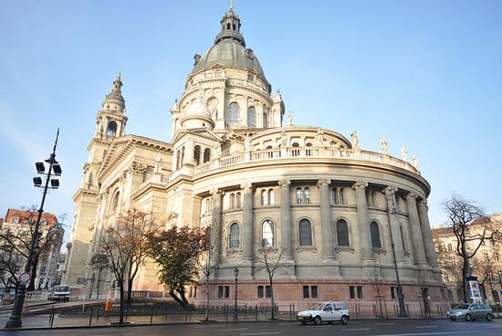 Budapest, Basilica de San Esteban
