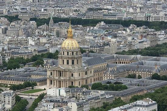 París, Los inválidos