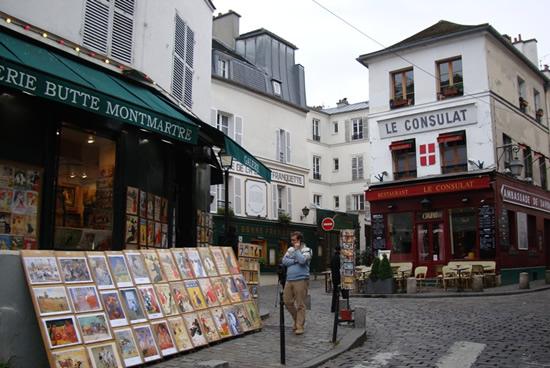 París, Montmatre