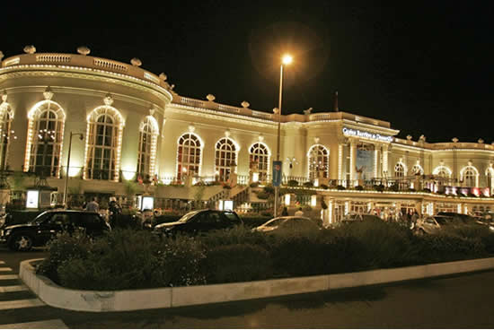 Casino Barrière, Deauville