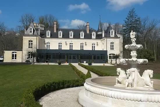Castillo del Breuil