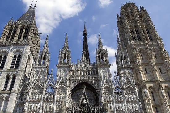 Rouen, Catedral