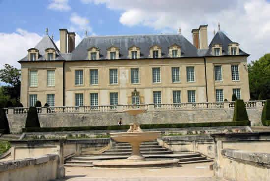 Castillo de Auvers Sur Oise